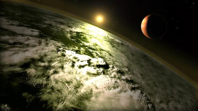 Podría haber vida en planetas más allá de la 'zona habitable' de su sistema