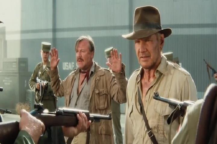 Harrison Ford y Steven Spielberg, de nuevo juntos en Indiana Jones 5
