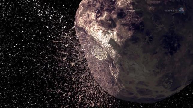 Seis catástrofes cósmicas que pueden acabar con la vida en la Tierra