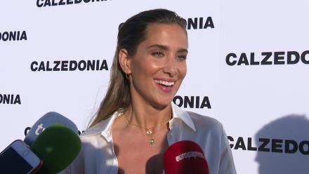 111a602be María Pombo desvela el color de su vestido de pedida