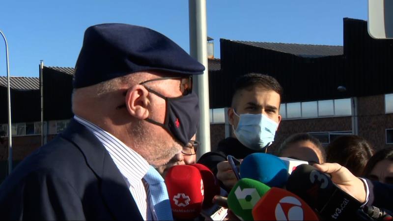 Villarejo rechaza un acuerdo con la Fiscalía y confía en la independencia judicial pese a