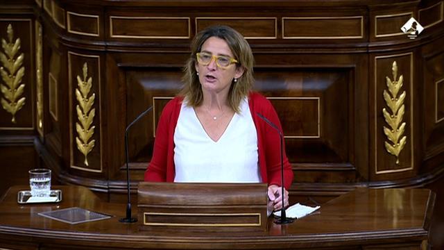 Ribera busca librar del recorte de beneficios eléctricos al suministro industrial a precio razonable